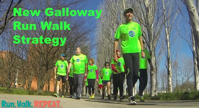 new galloway run walk strategy