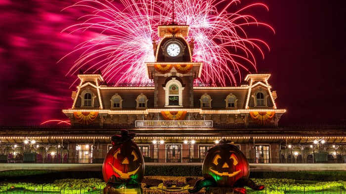 2016 Mickeys Not So Scary Halloween Party Dates