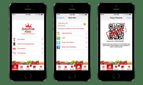 Smoothie King App