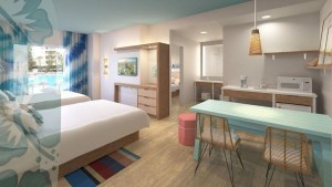Universal Orlando's Endless Summer Resort Value Category Sneak Peek
