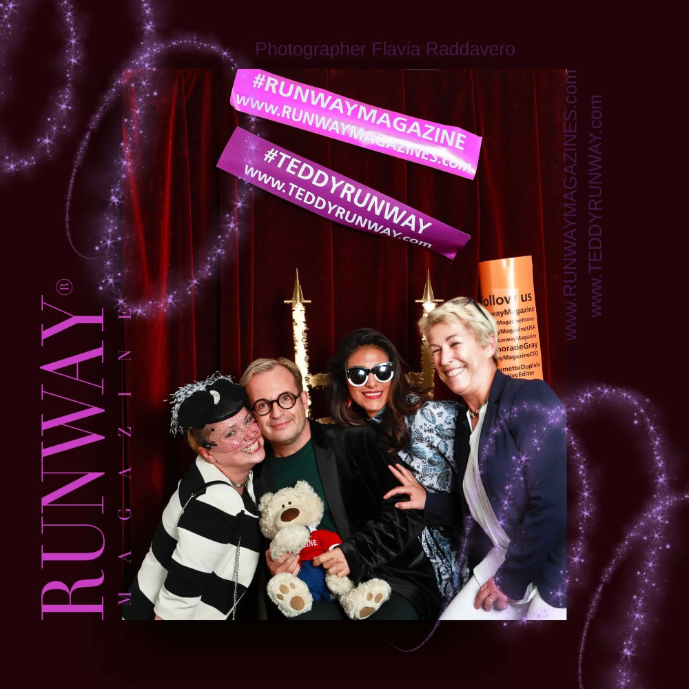 Teddy Runway Magazine Official Party