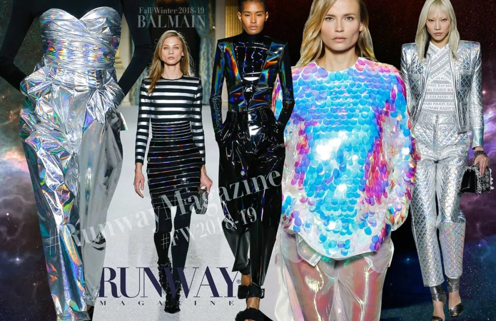 Balmain by Runway Magazine Paris Fall Winter 2018-2019