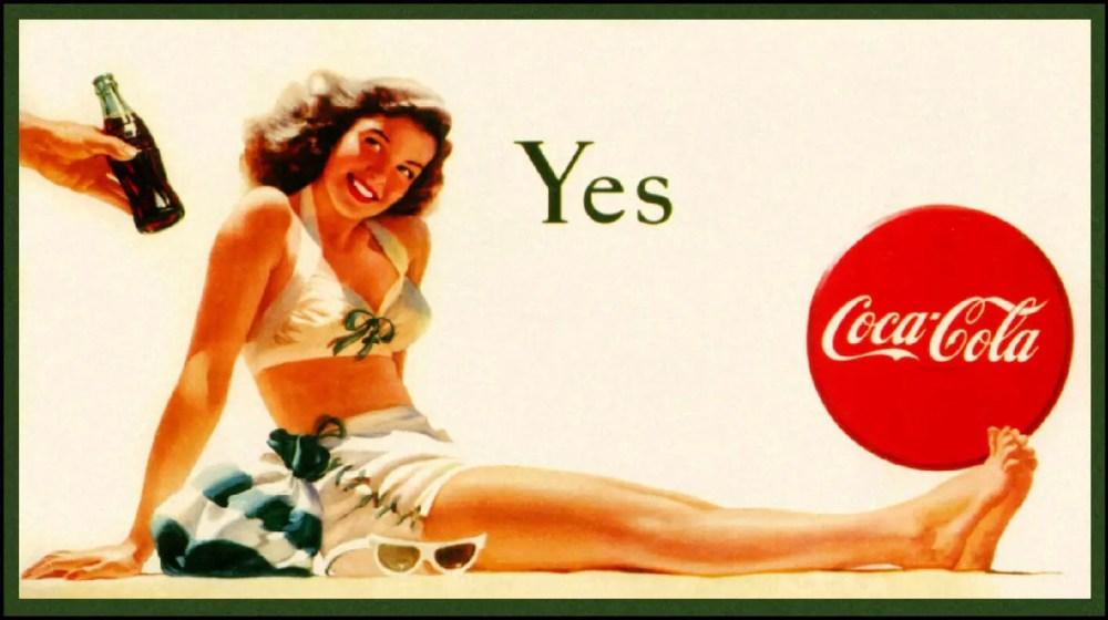 Coca Cola, Yes Girl, Runway Magazine