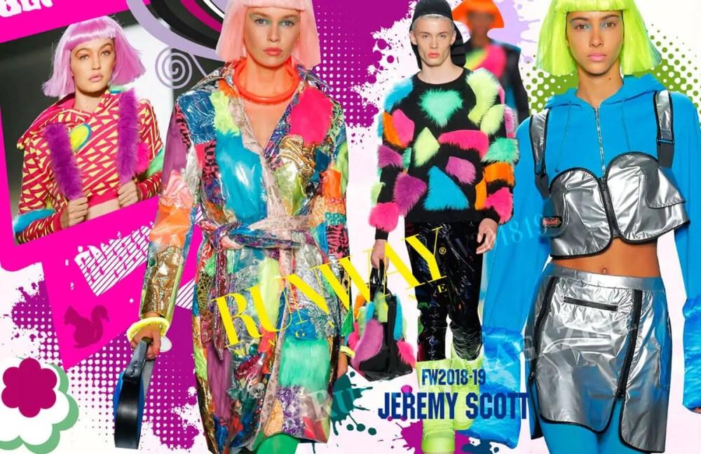 JEREMY SCOTT Fall-Winter 2018-2019 by Runway Magazine New York