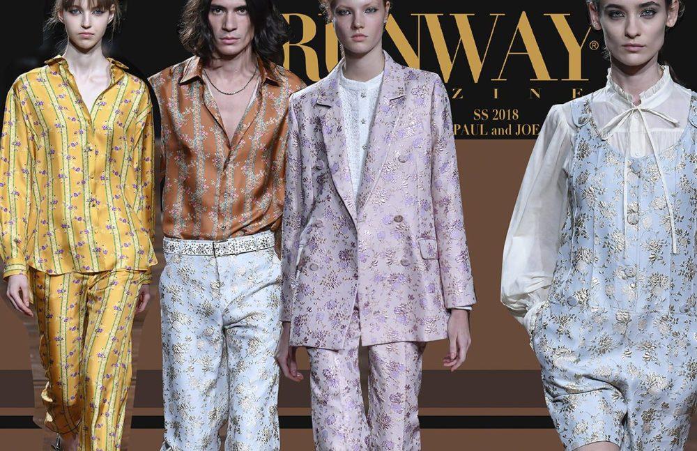 PAUL-AND-JOE-SS-2018-Runway-Magazine-Paris-FW