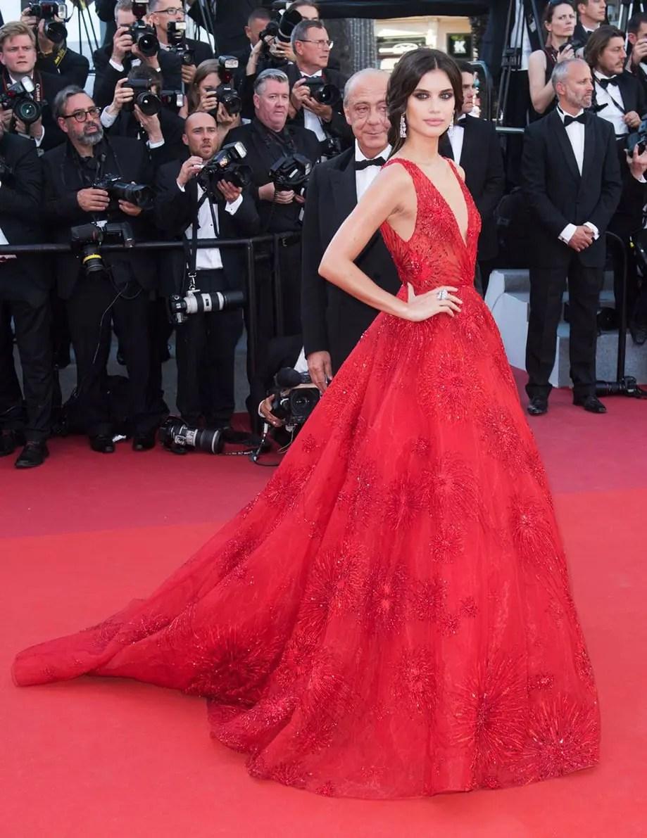 Sara Sampaio by Runway Magazine Cannes Fashion Film Festival 2017