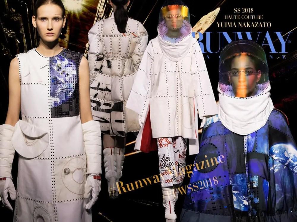 YUIMA NAKAZATO Haute Couture Spring Summer 2018 by Runway Magazine