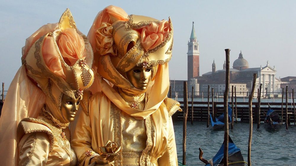 The Carnival of Venice by Runway Magazine