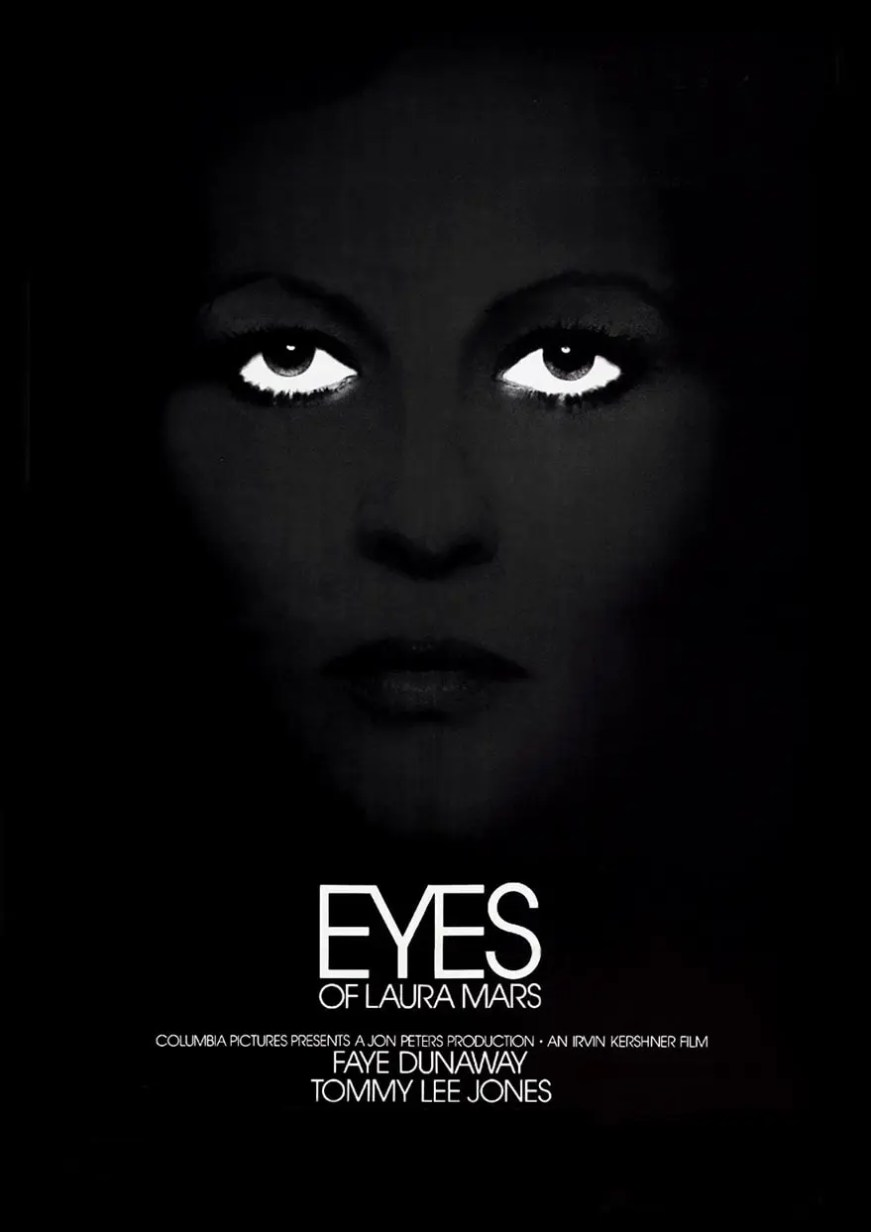 Eyes of Laura Mars by Runway Magazine