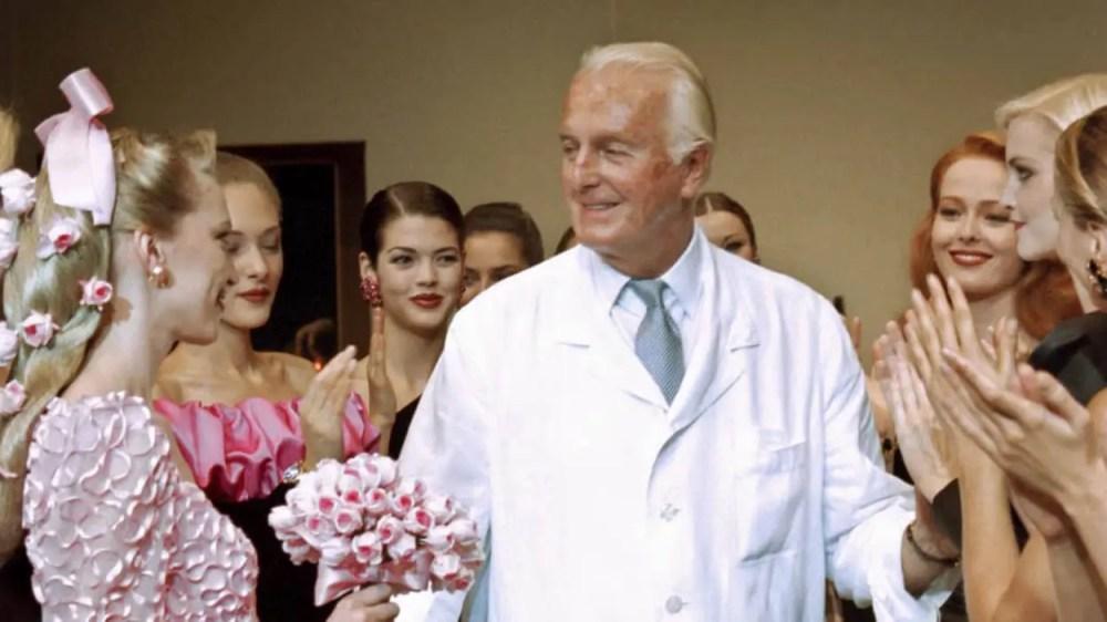 Hubert de Givenchy 1995