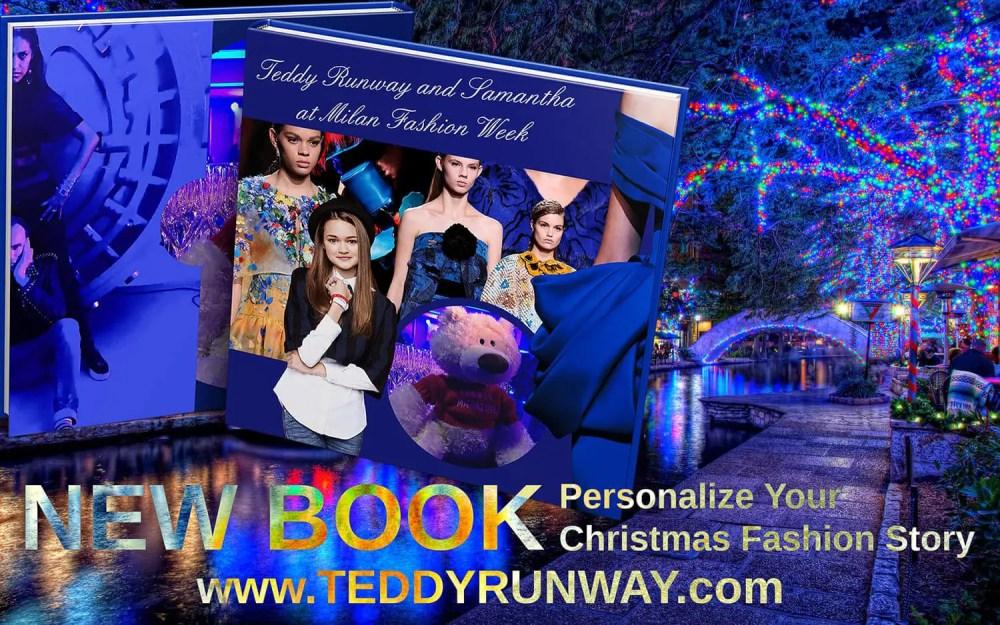 Runway Magazine - personalized books