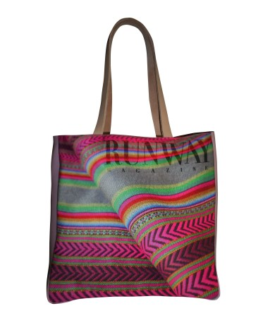 Runway Magazine Shopping Bag