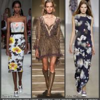 Spring 2016 Runway Translation ~ The Floral Trend