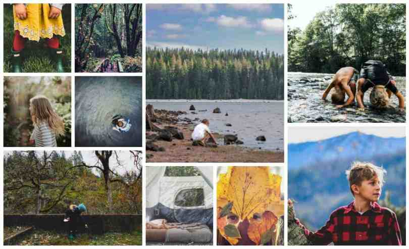 Favorite Outdoor Instagram Accounts @forestnfolk