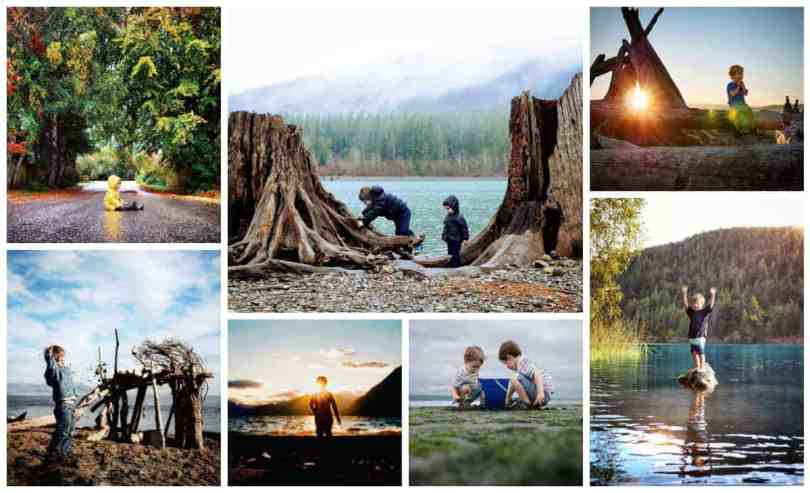 Favorite Outdoor Instagram Accounts @justbethwithaj
