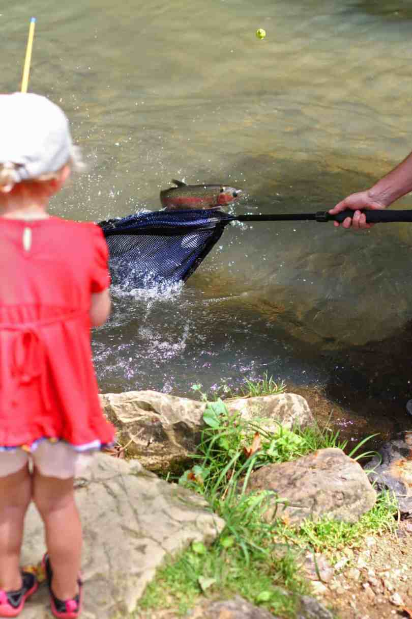 world's best fly fishing location for kids