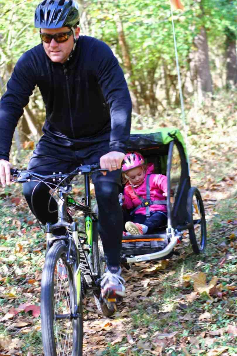 best bike trailers for kids burley minnow