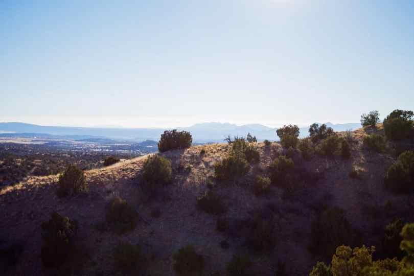 kid-friendly hiking santa fe Galisteo Basin Preserve
