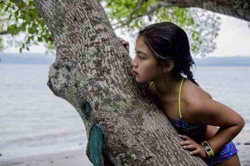 beaches in costa rica for kids