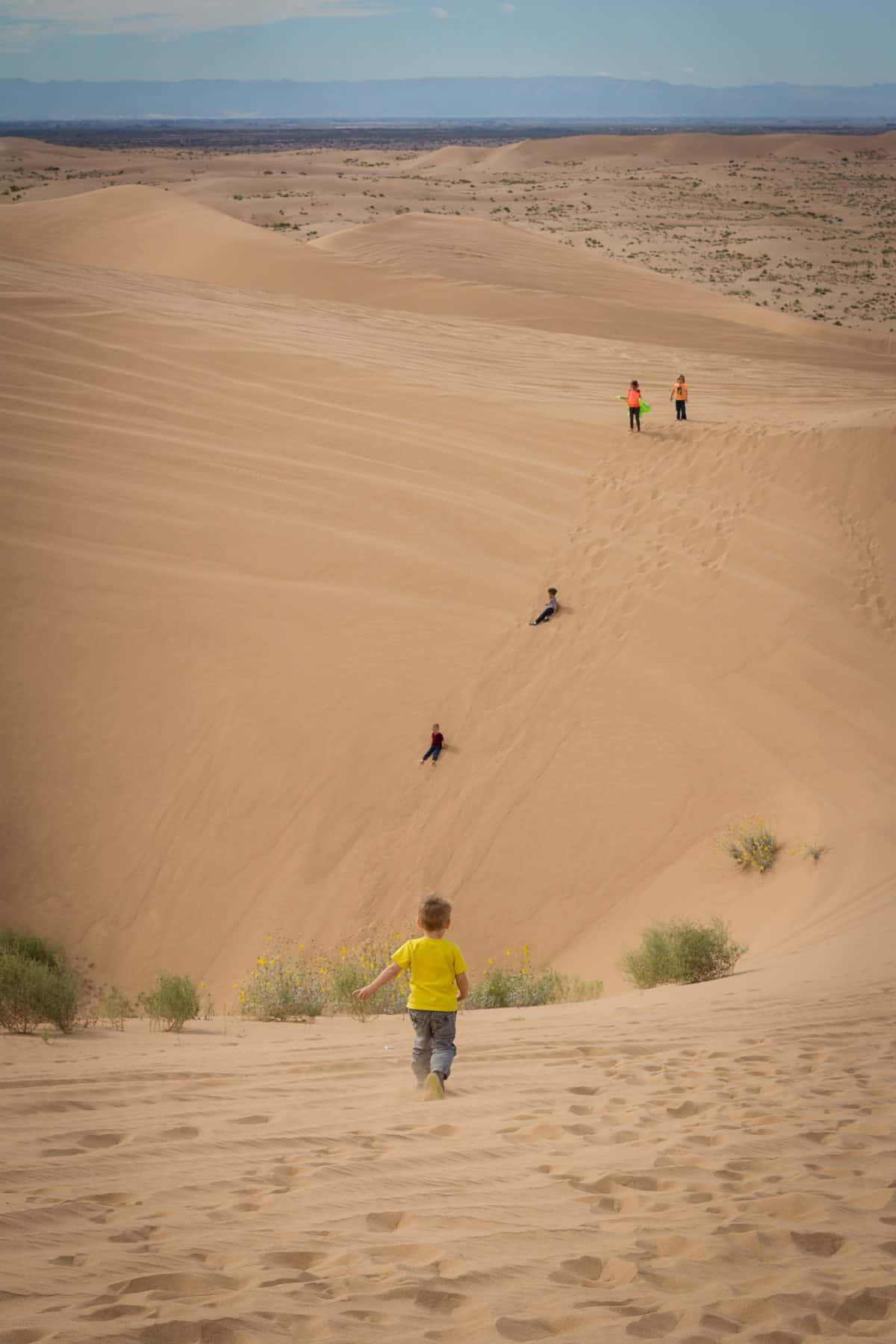 Ultimate Guide to the Glamis, CA Sand Dunes with Kids