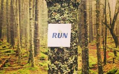 What to Do When You Have No Time to Run