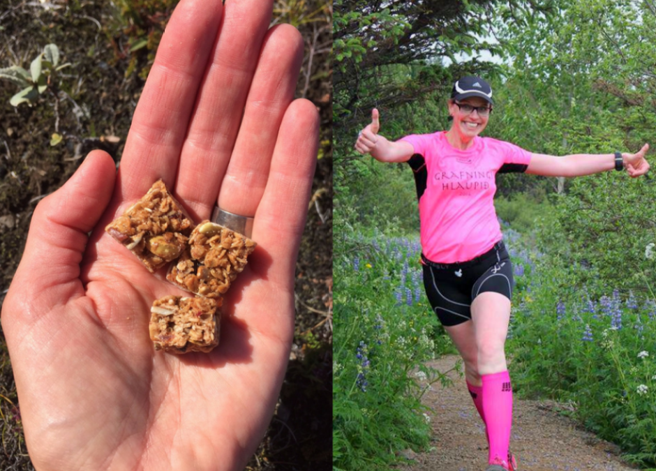 Gunnur's Icelandic Trail Run Energy Bites (Recipe!)