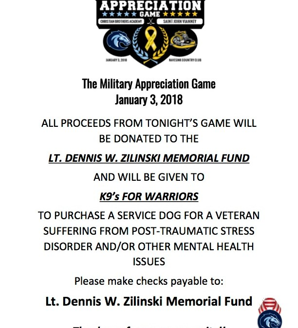 The Military Appreciation Game