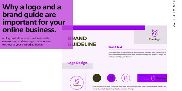 Brand Guide and Logo