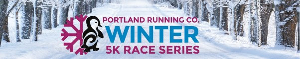 Image result for Portland Running Co Winter 5k series
