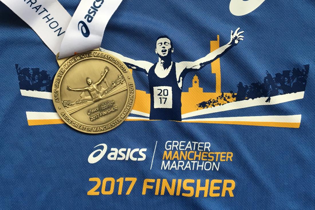 Manchester Marathon 2017