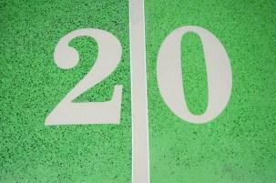 WOC 2014 - yard lines