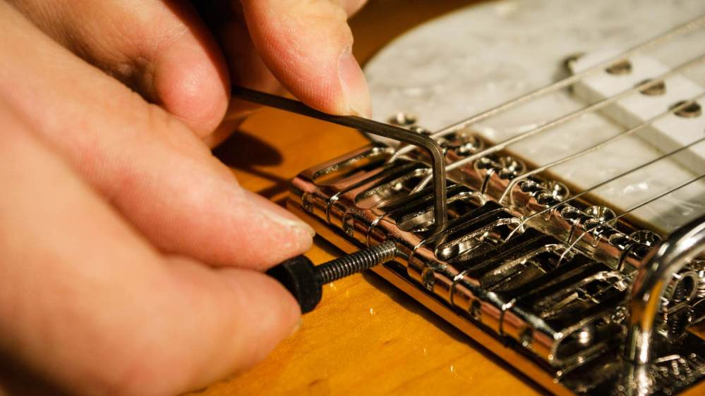 medium resolution of all ruokangas guitars have proven to be extremely well in tune when adjusted correctly notice that setting the intonation must always be done with a