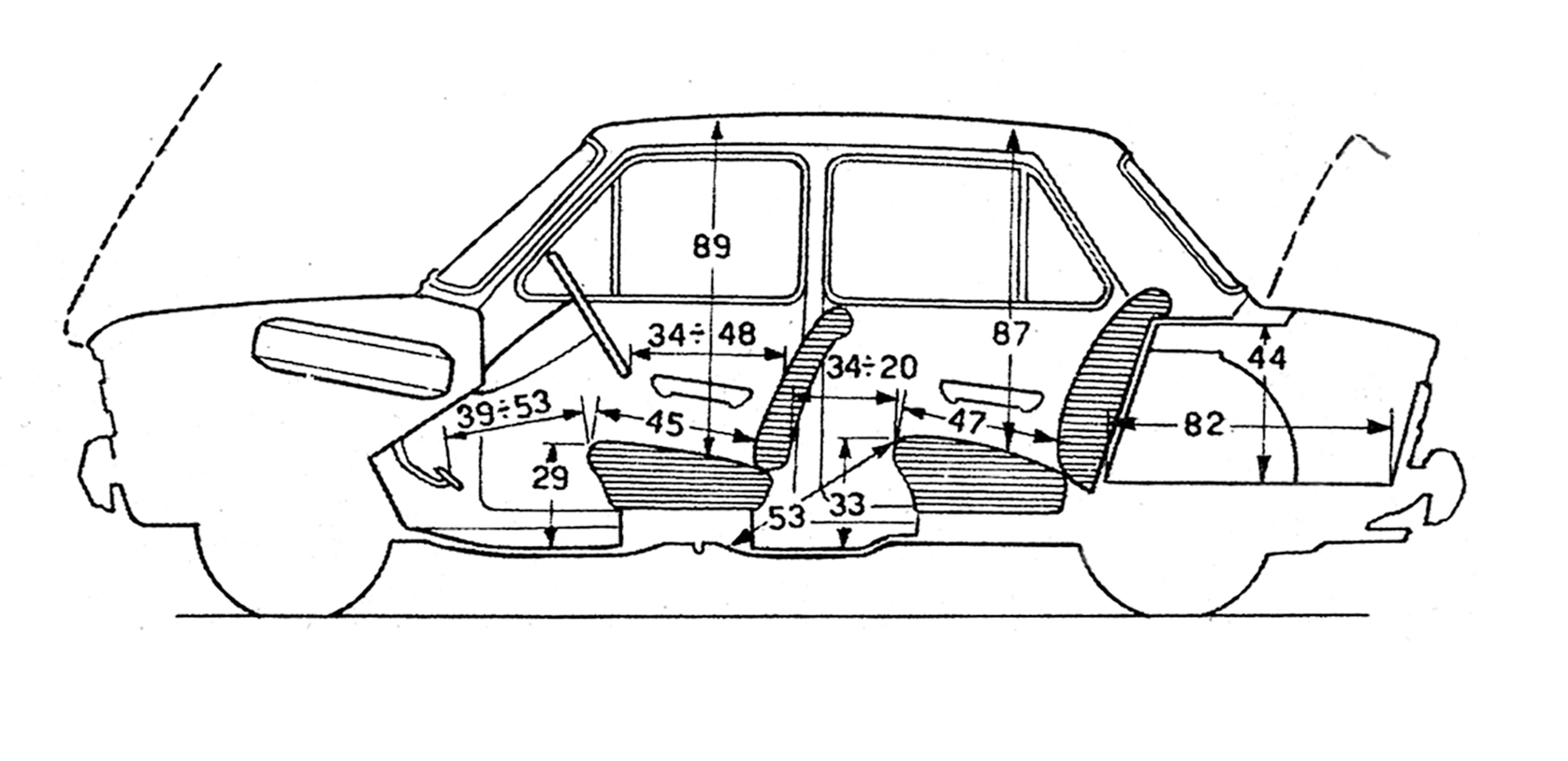 Fiat 128, tutti i segreti dell'auto che ispirò la Golf