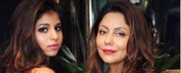 Shah Rukh Khan's daughter Suhana in a Photo Shoot with Mom Gauri Goes Viral 11
