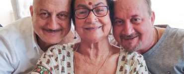 Anupam Kher's mother and brother tested COVID-19 positive; the actor tested negative 8