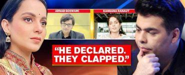 Done with Kangana Ranaut playing the victim card: Karan Johar's throwback interview goes viral 8