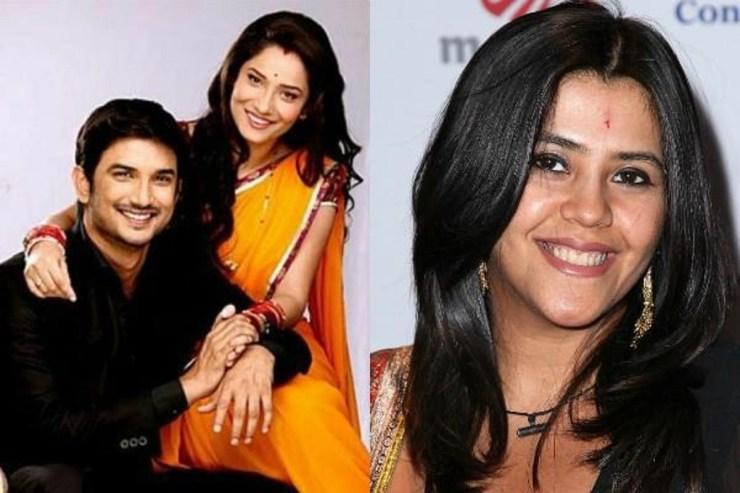 Ankita Lokhande approaches Ekta Kapoor to make Pavitra Rishta 2: A tribute to Sushant Singh Rajput 1