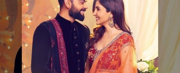 Virat Kohli and wife Anushka Sharma announces pregnancy with an adorable pic 4