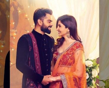 Virat Kohli and wife Anushka Sharma announces pregnancy with an adorable pic 3