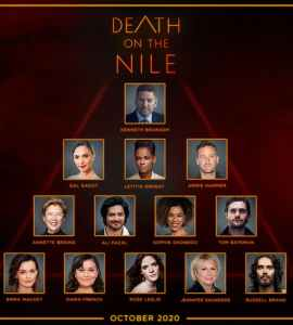 Death On The Nile Trailer: Gal Gadot steal hearts with her glam look along with suave Ali Fazal 13