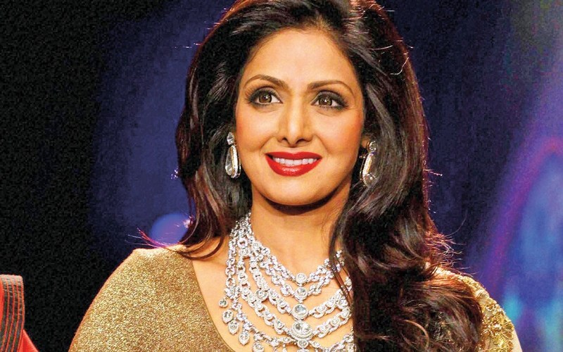 Sridevi- Birth anniversary of the First Female Superstar 6
