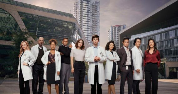 The Good Doctor Season 4 teases 'A World Turned Upside Down' in its poster 7