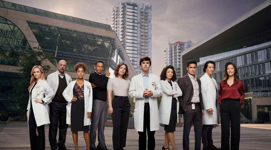 The Good Doctor Season 4 teases 'A World Turned Upside Down' in its poster 5