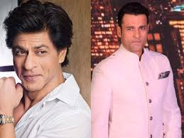 Rohit Roy reveals people once told him he had the potential to overthrow Shah Rukh Khan 1