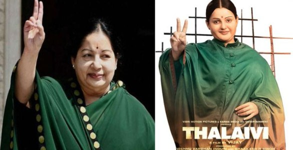 Kangana Ranaut resumes work; leaves Manali to resume 'Thalaivi' shoot 16