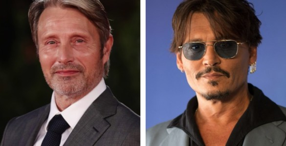 Johnny Depp to be replaced by Mads Mikkelsen in the next Fantastic Beasts movie 28