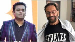A R Rahman and Shekhar Kapur hold an online discussion for FTII 2
