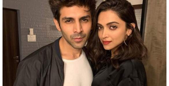 Deepika Padukone responds to Kartik Aaryan's message; says 'Sir, Mere saare dates aapke' 4
