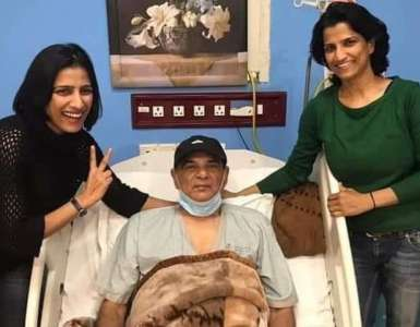 Sushant Singh Rajput's father successfully undergoes an operation, sister Shweta thanks fans for praying 7