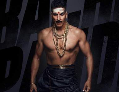 Akshay Kumar shares new first look poster of 'Bachchan Pandey', film to hit the theatres on January 26, 2022 3